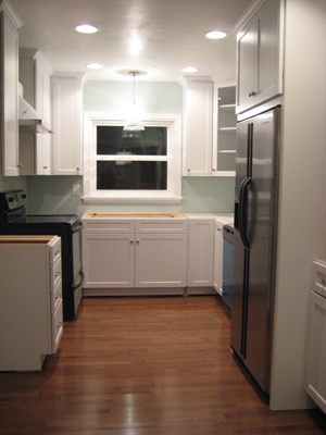Kitchen Cabinets Front